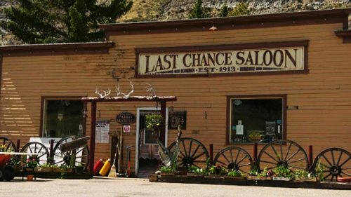 Iconic Last Chance Saloon goes up for sale