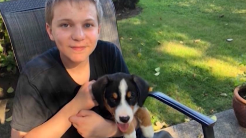 Father hopes charge in B.C. teen's caught-on-camera overdose will protect other kids from bullies