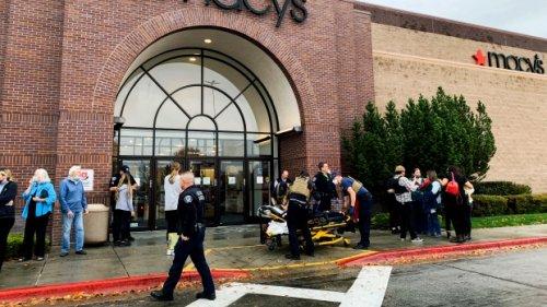 Police: 2 die, 4 injured in Idaho mall shooting