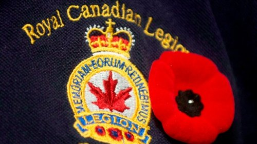 The respectful way to wear a poppy for Remembrance Day