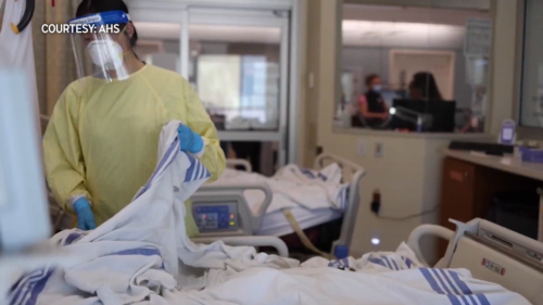 Overwhelmed ICUs in Alberta near capacity, military support being deployed