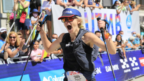 """Brockville woman completes the 'toughest foot race in the world"""""""