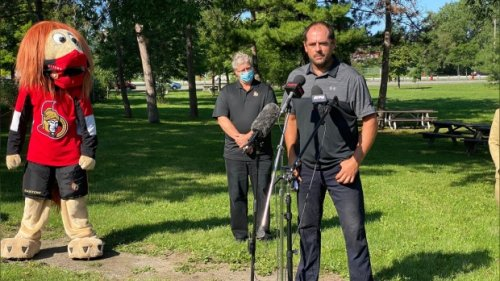 Chris Phillips resigns from Senators Community Foundation