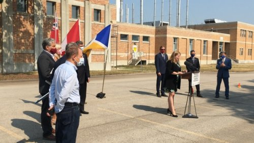Governments investing more than $210M in Winnipeg's North End Sewage Treatment Plant