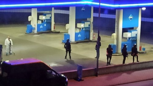 German officials fear anti-mask radicalization after gas station clerk killed