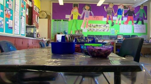 Top doctor weighs in on unvaccinated students returning to classrooms in September