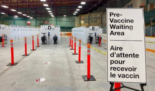 Vaccine appointments for second doses must be rebooked, Sudbury health unit says