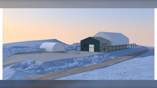 Churchill Marine Observatory nearing completion