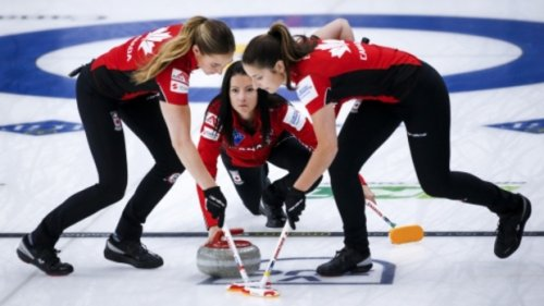Canada's Einarson eliminated at curling worlds after 8-3 loss to Sweden's Hasselborg