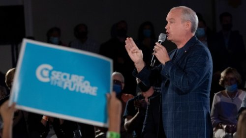 O'Toole encourages supporters to spread platform gospel on final campaign push