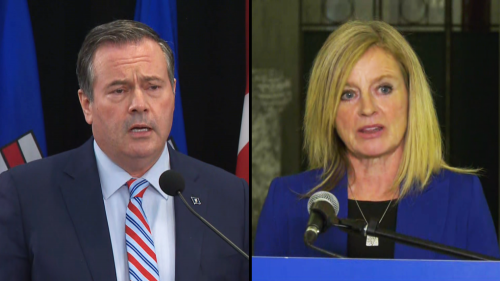Kenney, Notley both upset with Trudeau's choice of environment minister
