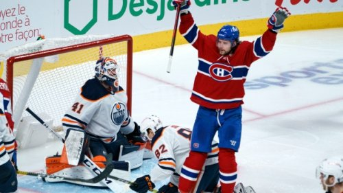 Eric Staal scores game-winner in Montreal debut as Habs down Oilers in overtime