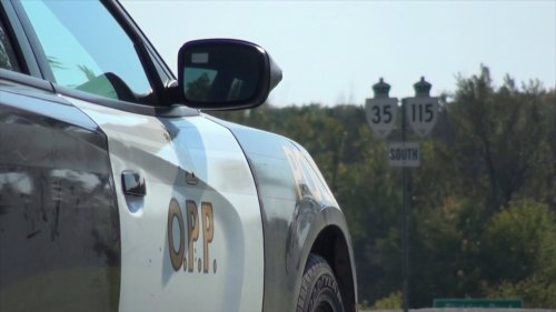 More than 35 vehicles left with slashed tires in Mount Forest: OPP