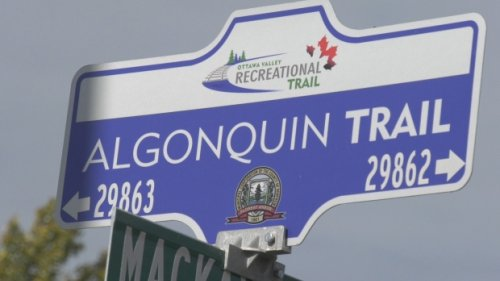Pembroke opens Algonquin Trail to ATVs, snowmobiles