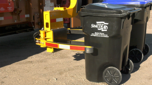 County of Simcoe's new waste cart program comes with new rules