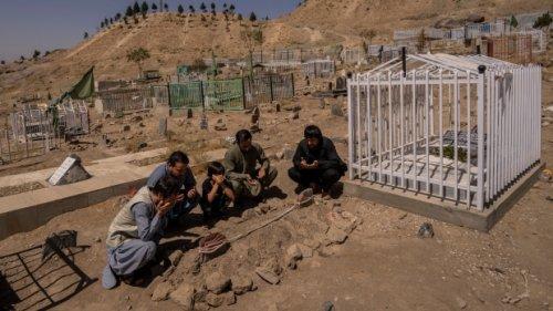 Pentagon reverses itself, calls deadly Kabul strike an error