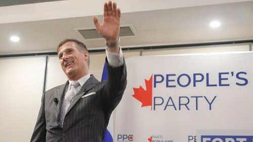 Maxime Bernier arrested following rallies in Manitoba: RCMP