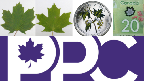 People's Party of Canada logo provides inadvertent lesson on invasive species and biodiversity