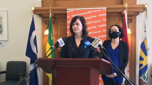 Sask. NDP calls on province to ask military for help in 4th wave of COVID-19