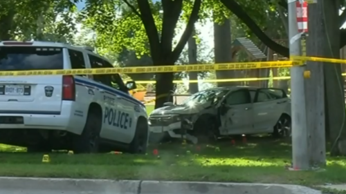 Veteran Barrie police officer pleads guilty for suspect shooting in 2018 robbery