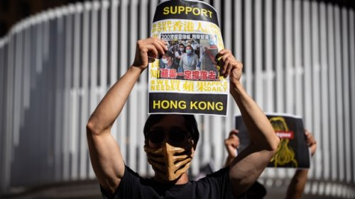 Hong Kongers say they're being targeted by Chinese agents on Canadian soil