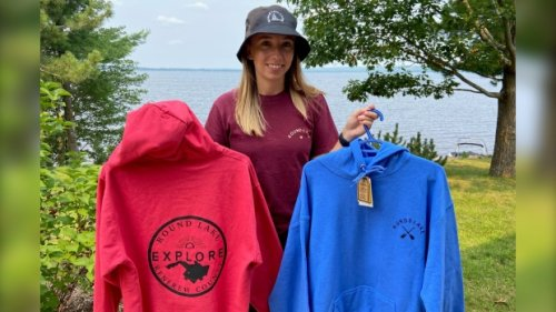Small town pride fosters new company for Round Lake, Ont. designer