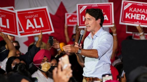 Assuming current scenario holds, 'we're looking at a Liberal win,' Nanos says