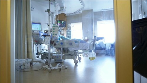 Ontario hospitals continue to see a steady influx of COVID-19 patients