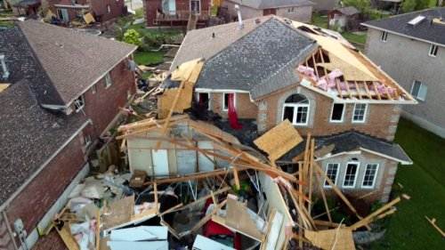 Barrie, Ont., tornado damage estimated to cost more than 2014 Angus twister