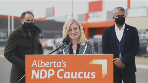 'It just feels underhanded': NDP offends some with involvement in Edmonton vote