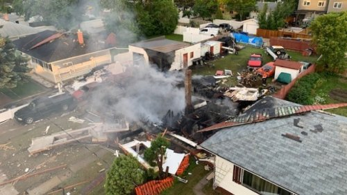 Saskatoon house explosion resulted in more than a half-million in damage: fire department