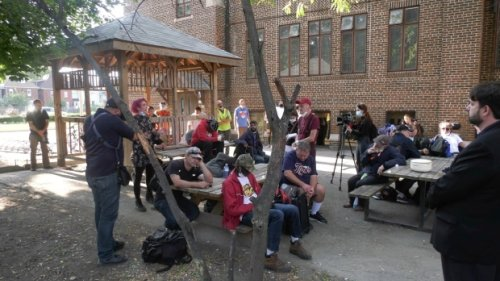 Vigil held for opioid-related deaths