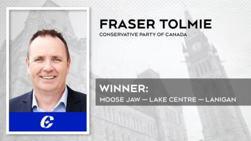 Conservatives re-elected in 4 southern Sask. rural ridings