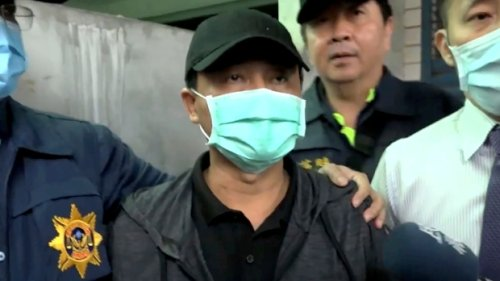 Truck driver expresses 'deep remorse' after deadly Taiwan train crash