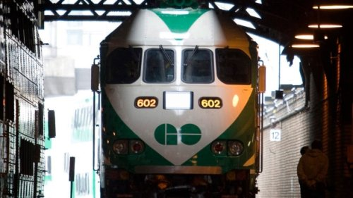 Proposed Cambridge-to-Toronto GO Transit line could be routed through Guelph