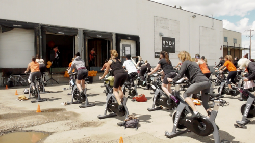 'Create opportunities for reconciliation': Saskatoon Ryde YXE spin studio holds classes dedicated to residential school victims