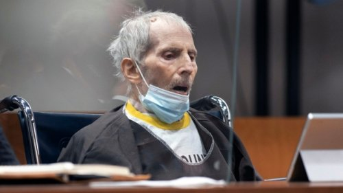 Robert Durst hospitalized with COVID-19, his lawyer says