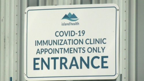 Have a vaccine appointment scheduled for Monday? Island Health may be rescheduling it