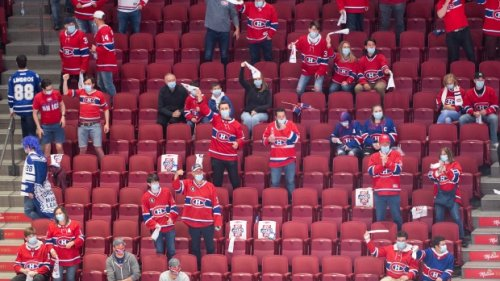 Bell Centre, other large events in Quebec now allowed to welcome up to 3,500 people