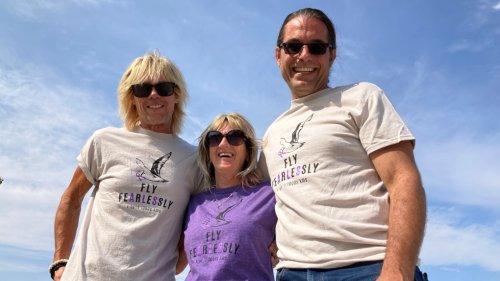 Skydive Wasaga Beach plans historic jump to support ALS awareness