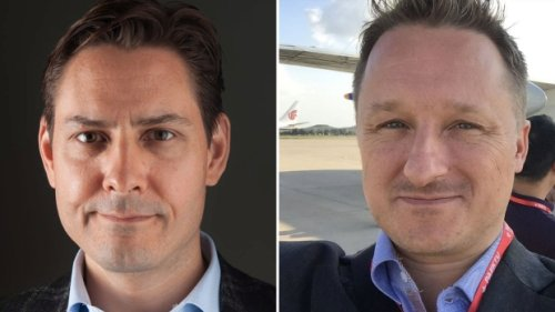 China releases detained Canadians Kovrig, Spavor after extradition against Meng Wanzhou dropped