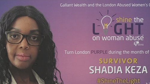 Abuse survivor hoping to 'Shine the Light' on woman abuse