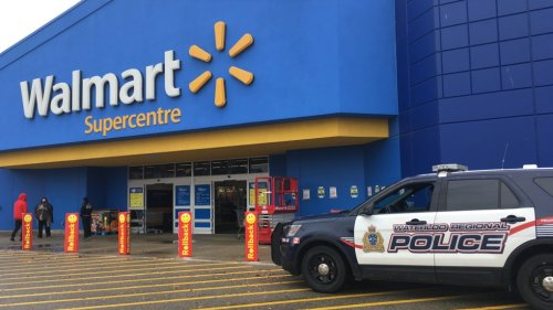 Man pleads guilty to setting fires at three Walmart stores in Waterloo Region