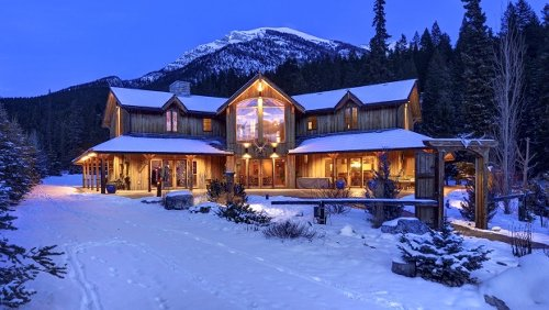 $4.2M property sold in Canmore, Alta., realtor says many drawn in by remote work