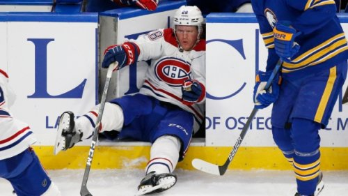 The Rocky II season continues, the Canadiens host the Rangers in first home game