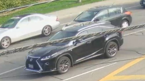Toronto police release photo of vehicle seen 'driving aggressively away' from fatal shooting scene