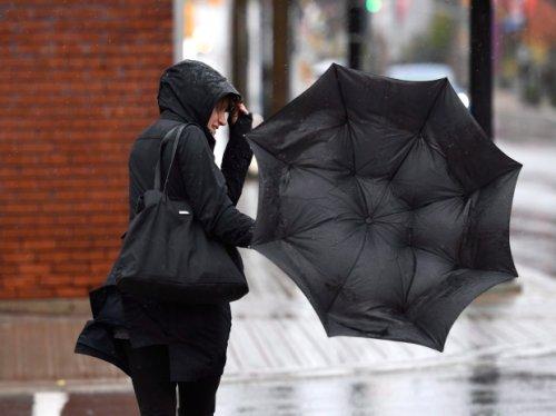 Expect a rainy day in the capital on Thursday