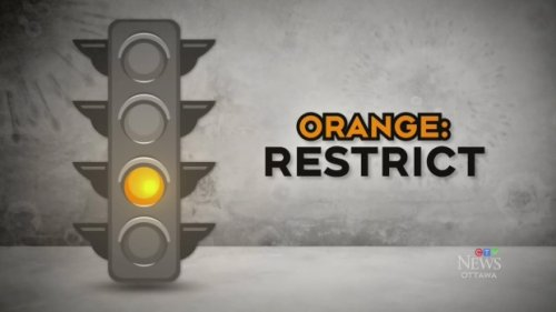 Code Orange: Eastern Ontario Health Unit joins Ottawa in the 'Orange-Restrict' level for COVID-19 restrictions