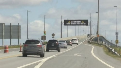 Most of Atlantic Canada to reopen to regional travel on June 23