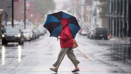 Heavy rainfall expected across southern Ontario: Environment Canada